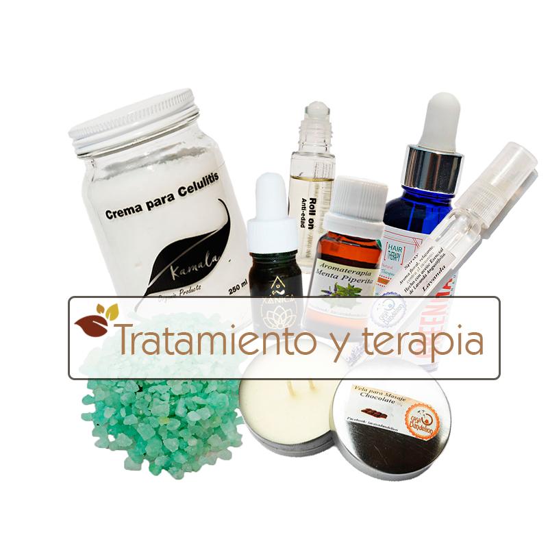 Tratamiento y Terapéutico